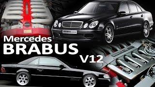 видео Brabus сделал самый быстрый и мощный кабриолет в мире