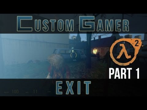 Exit by Fredrik Nordstrom - Half-Life 2 Episode 2 Single Player [Part 1]