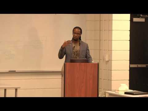 African American Studies Lecture Dr. Ibram X. Kendi