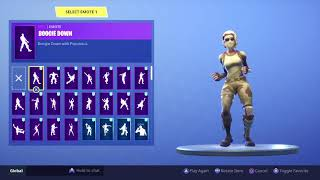 *NEW SKIN* SCORPION BAILING +80 FORTNITE BAILES Which one fits best?