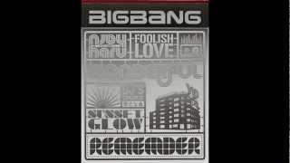 BIGBANG - 3. Sunset Glow/Red Sunset
