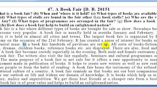 Download Video Paragraph on A Book Fair MP3 3GP MP4