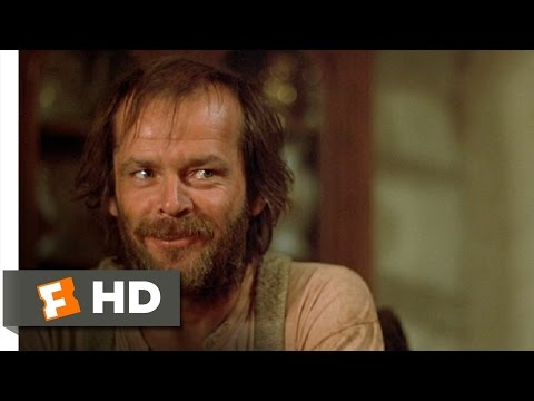 Goin' South (2/8) Movie CLIP - How's About A Little Dessert? (1978) HD