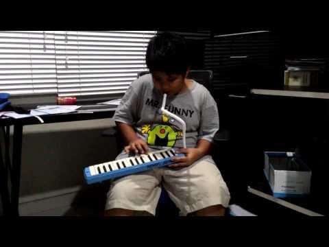 Lagu si patokaan pianika