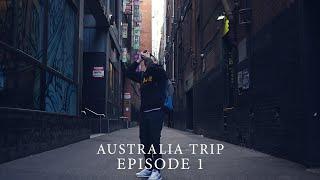 Australia Trip Travel Vlog | Episode 1 | Melbourne CBD
