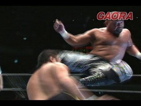 MUTO KEIJI vs KAWADA TOSHIAKI 2002.2.27 TRIPLE CROWN CHAMPIONSHIP