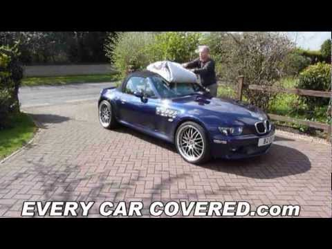 Fitting an Outdoor Car Cover