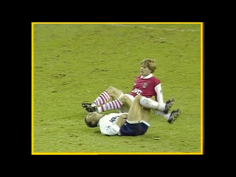 1995 Tottenham 1 Arsenal 0