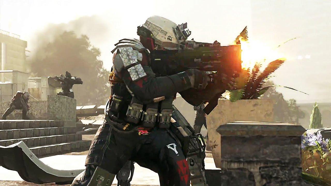 Call Of Duty Teile
