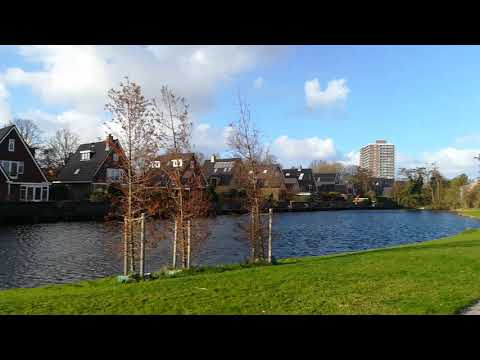 Sytwendepark, the Hague, The Netherlands