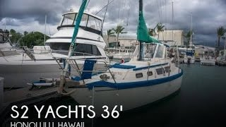 [SOLD] Used 1981 S2 Yachts 36 Center Cockpit in Honolulu, Hawaii