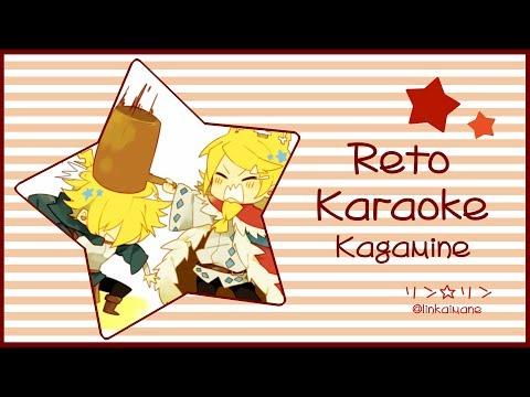 RETO - KARAOKE KAGAMINE