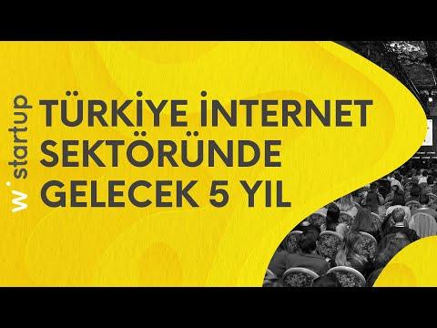Türkiye İnternet Sektöründe Gelecek 5 yıl @Startup14