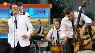 The Drapers - Yakety Yak live im ZDF Morgenmagazin