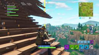 Longest sniper shot on Fortnite Battle Royale by Cara Cuy (400+m)