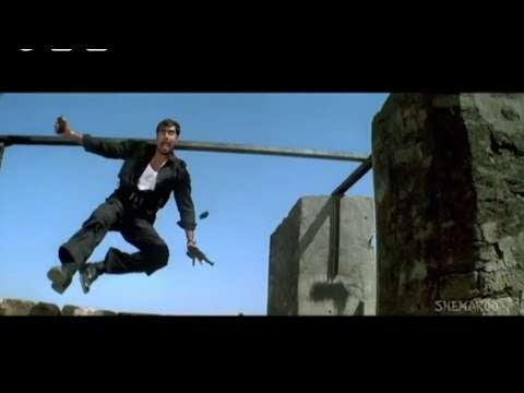 Qayamat Final Fight Scene Ajay Devgan