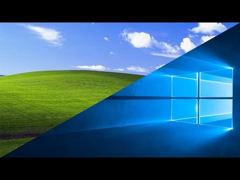 Make Windows XP Look Like Windows 10