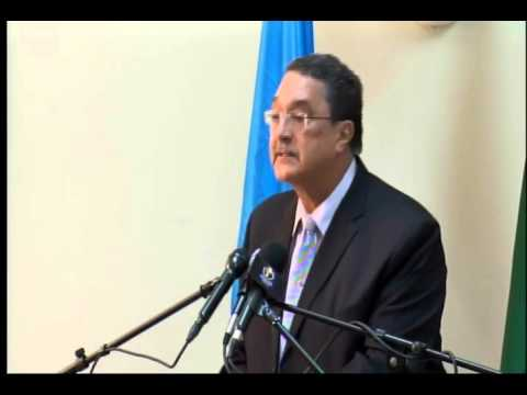 ECTEL 15th Anniversary Conference Opening Address by Prime Minister of Saint Lucia Dr. Kenny Anthony