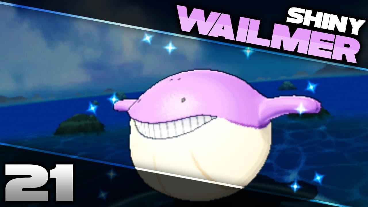 pokemon ruby how to get wailmer
