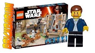 Lego Investing Battle of Takodana 75139