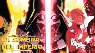 Cómo Darth Vader Saboteó La Estrella de la Muerte – Darth Vader Comic Anual #2 2018 -