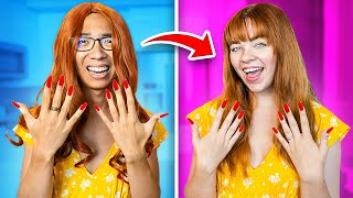 Copying My Girlfriend For 24 HOURS!