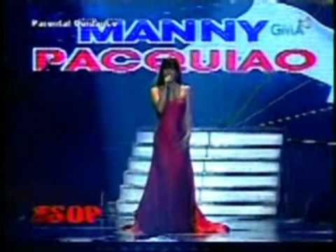 """The Asia's Songbird renders """"Para Sa'Yo And Laban Na 'To"""" on the SOP Concert Stage"""