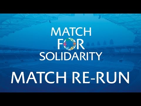 Football Legends: Match For Solidarity full re-run