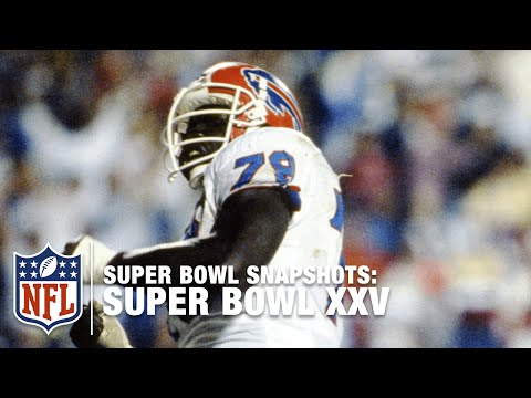 Super Bowl Snapshots: Bruce Smith