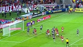 Flamengo x Botafogo campeonato brasileiro 2013- Elias marca no fim, e Fla empata com o Botafogo