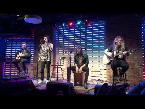 The Struts - Somebody New (Acoustic) [Live Acoustic Debut] @ 101.1 WKQX SoundLounge / Chicago, IL