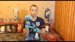 Обзор вратарских перчаток Uhlsport Eliminator Absolutgrip HN от Gloves N' Kit(, 2015-05-24T10:48:39.000Z)