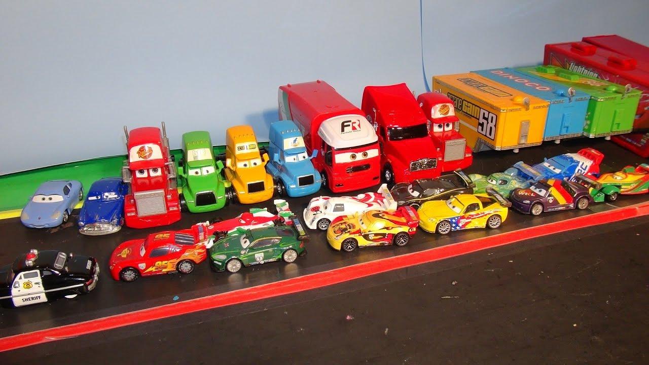 Car Race Play Doh