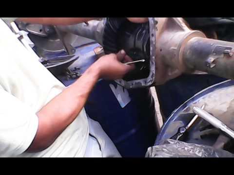 Como Sacar Las Flecha De Un Diferensial Al Ford150 Parte