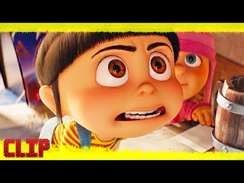 """Gru 3. Mi villano favorito Clip """"Niño loco"""" Español"""