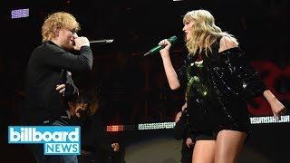 Ed Sheeran, Taylor Swift & More Perform at iHeartRadio's Z100 Jingle Ball in NYC | Billboard News