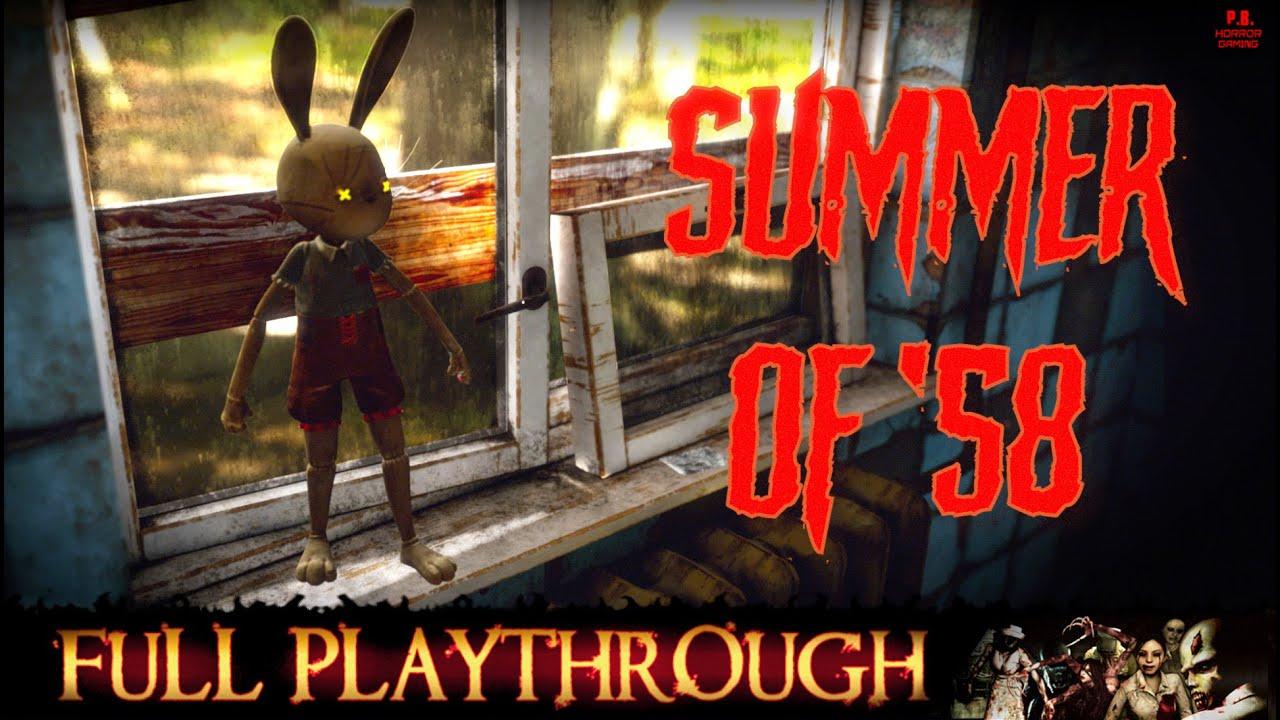 Summer of '58   Full Gameplay Walkthrough No Commentary
