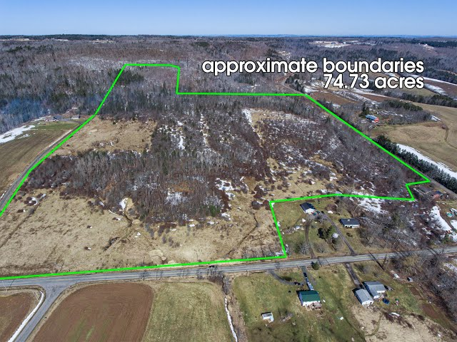 74.73 Acre Lot on Long Point Road, Weston, Nova Scotia