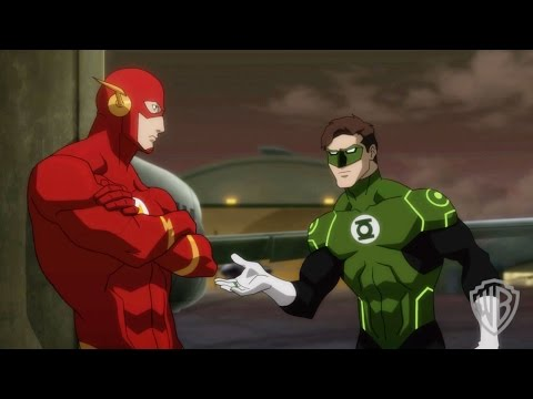 "Justice League: Throne of Atlantis - ""I"