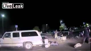 Meth head Cop mosh pit in Cottonwood, AZ