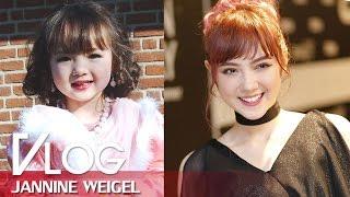 Gambar cover Then & Now of Jannine Weigel (พลอยชมพู) (2003-2016)