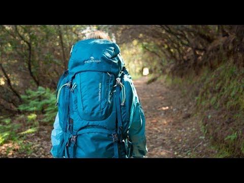 migliore collezione ultime tendenze nuovo autentico Ferrino TRANSALP 60 LADY Backpack 2019 - Product Review - YouTube