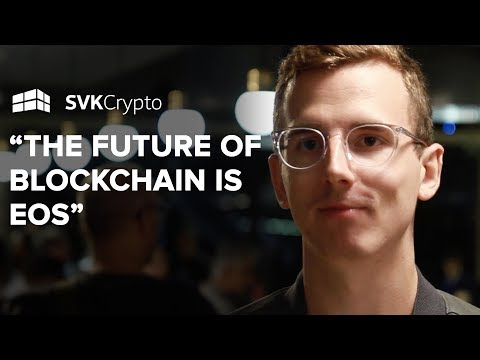 Video: The Future of Blockchain is EOS by Rob Finch