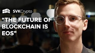"""The Future of Blockchain is EOS"" - Interview with Rob Finch, Cypherglass"