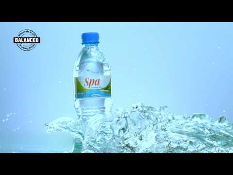 The Balanced Drinking Water by SPA