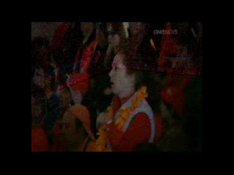 Casa España's Fifa World Cup Spanish Party Live on TV1 News, Auckland, New Zealand