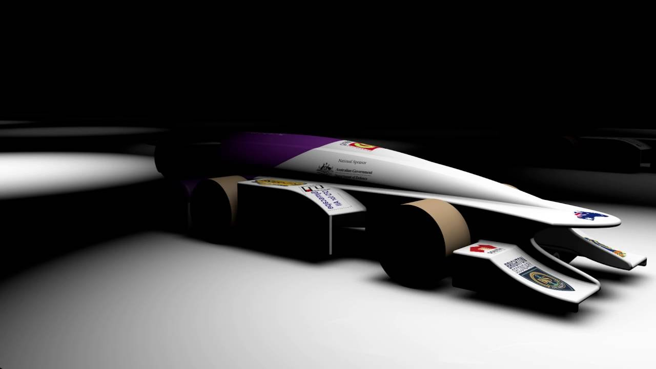 The World S Fastest F1 In Schools Car Infinitude Youtube