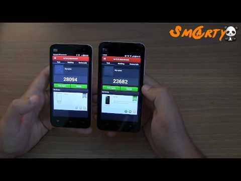 Sm@rty - Videoreview Xiaomi Mi2A