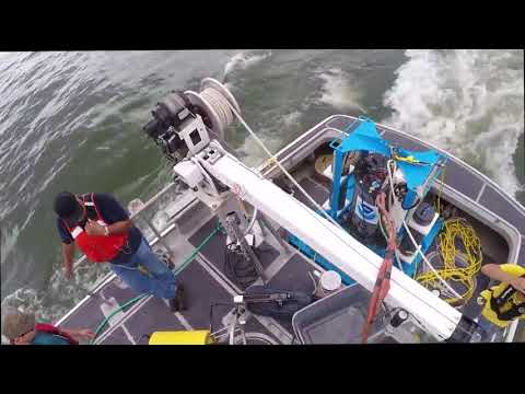 Robotic Underwater Lab Tracking Toxicity of Lake Erie Algal Bloom
