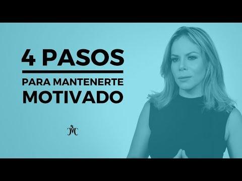 4 PASOS PARA MANTENERTE MOTIVADO | Tips de Vida con Michelle Campillo